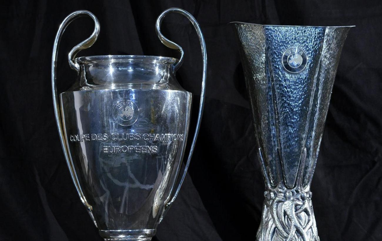 Лига чемпионов будет доиграна в Португалии, Лига Европы - в Германии