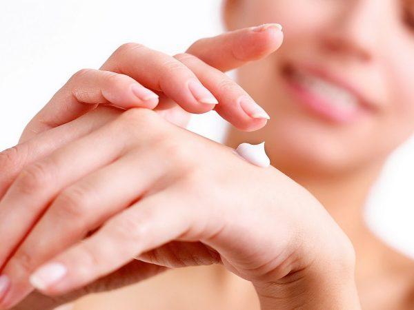 Корейский крем с керамидами для кожи рук