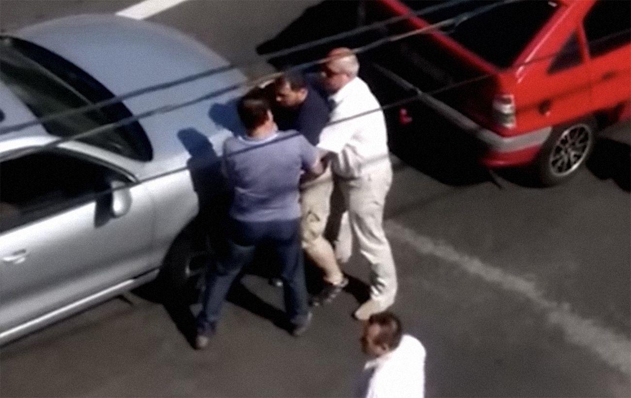 Дело об избиении активиста экс-сотрудниками СБУ передали в суд