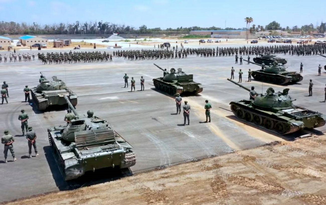 Россия усиливает военное присутствие в Ливии, - Пентагон