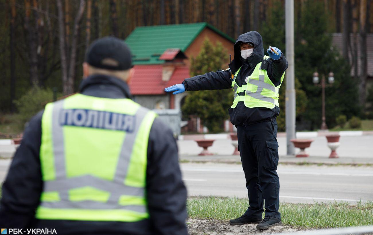 Захват полицейского в Полтаве: правоохранители готовы к силовому решению