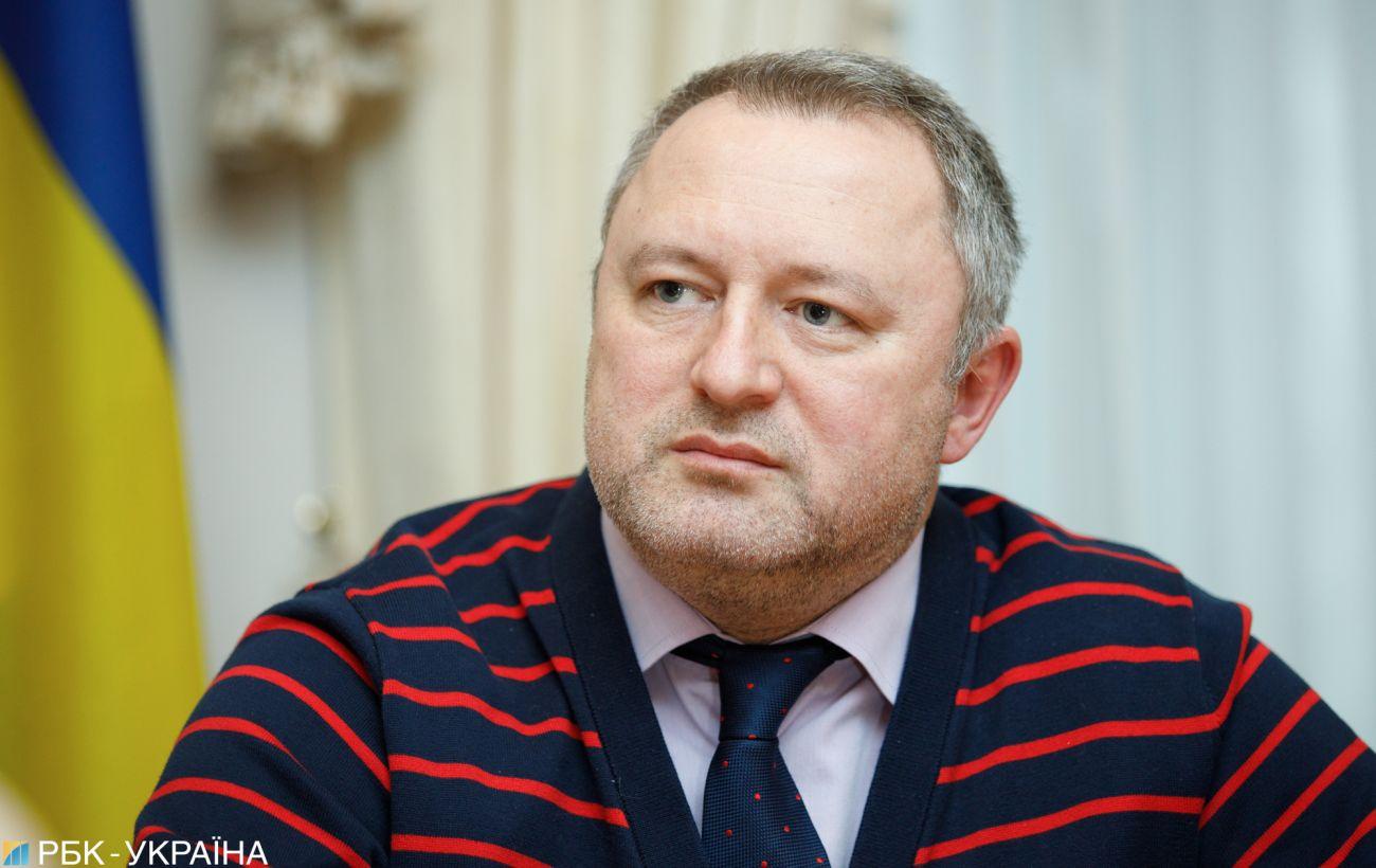 Украина будет информировать ОБСЕ о случаях нарушения перемирия, - Костин