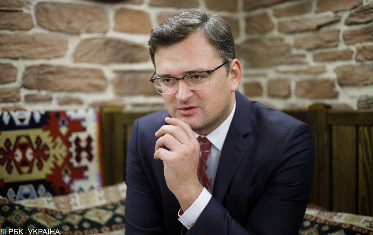 Кулеба обсудил с комиссаром ЕС сделку о совместном авиапространстве