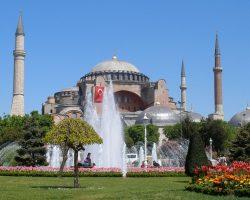 В Европе отреагировали на превращение Собора Святой Софии в мечеть