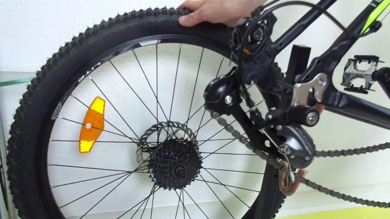 Можно ли на горный велосипед поставить шоссейные покрышки