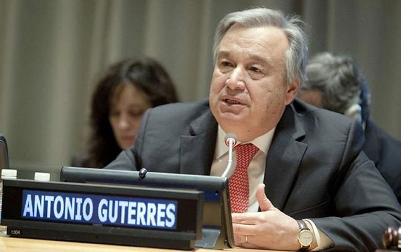 Генсек ООН заявил, что 26 человек владеют половиной богатств планеты