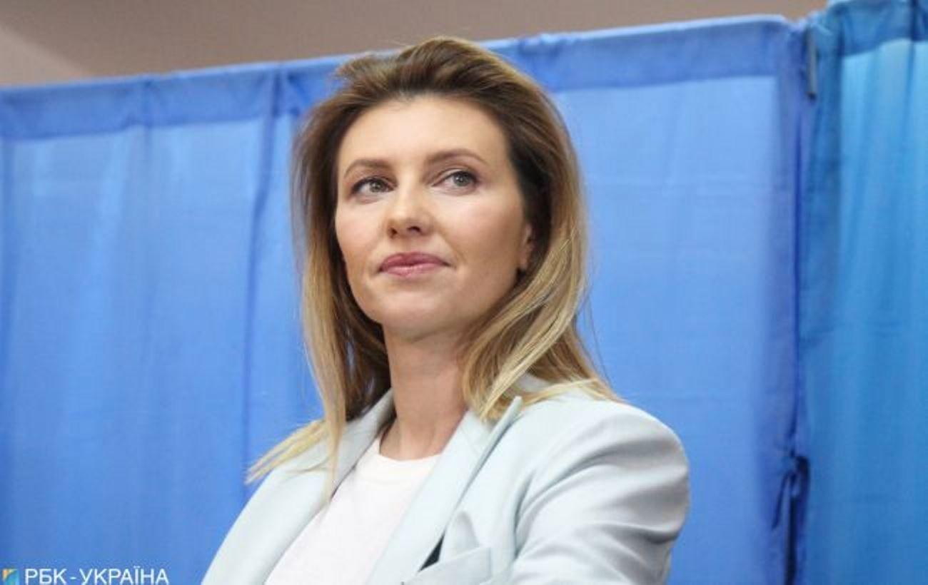 Жена Зеленского выздоровела от коронавируса