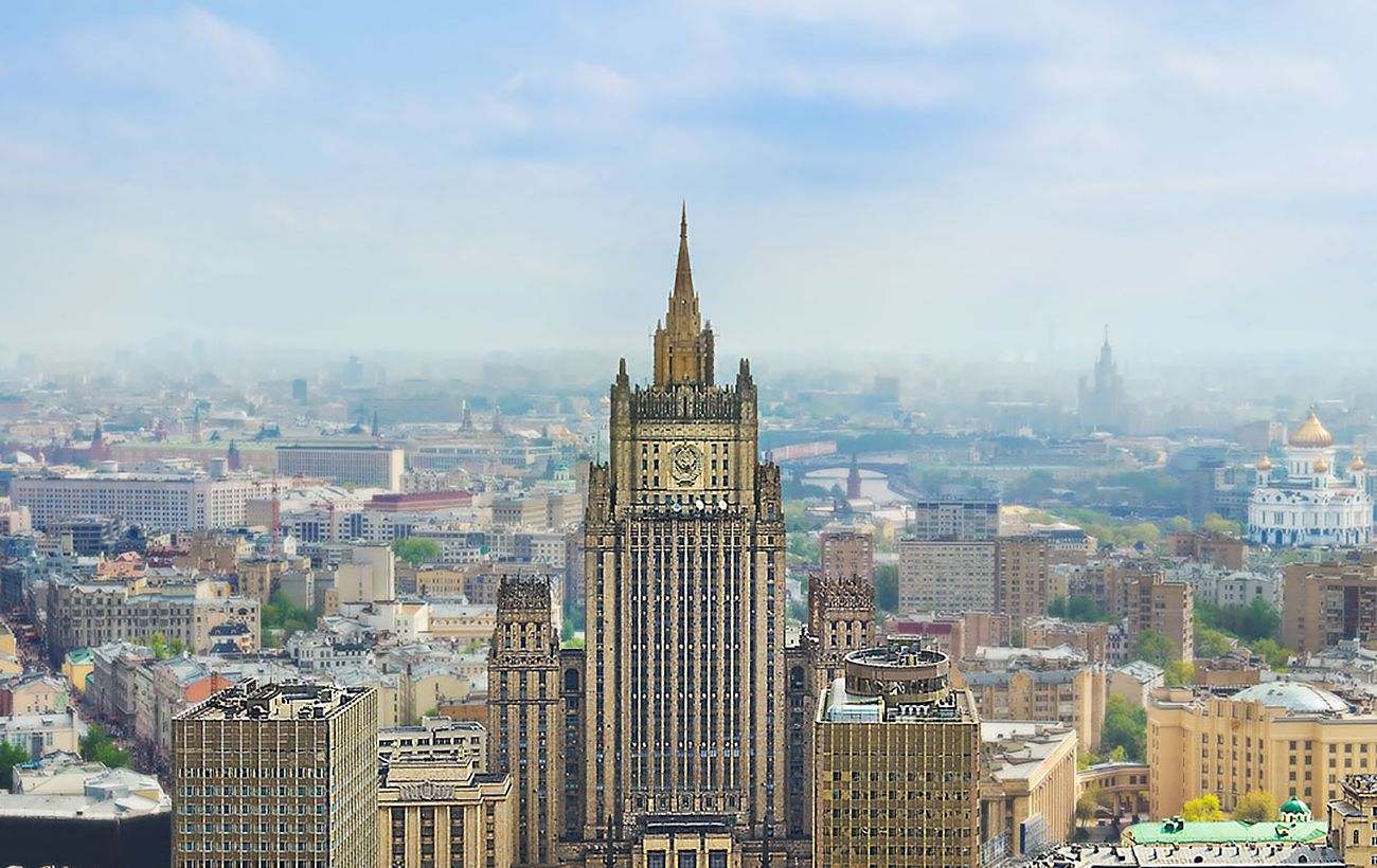 МИД России обвинил американскую разведку в наркоторговле