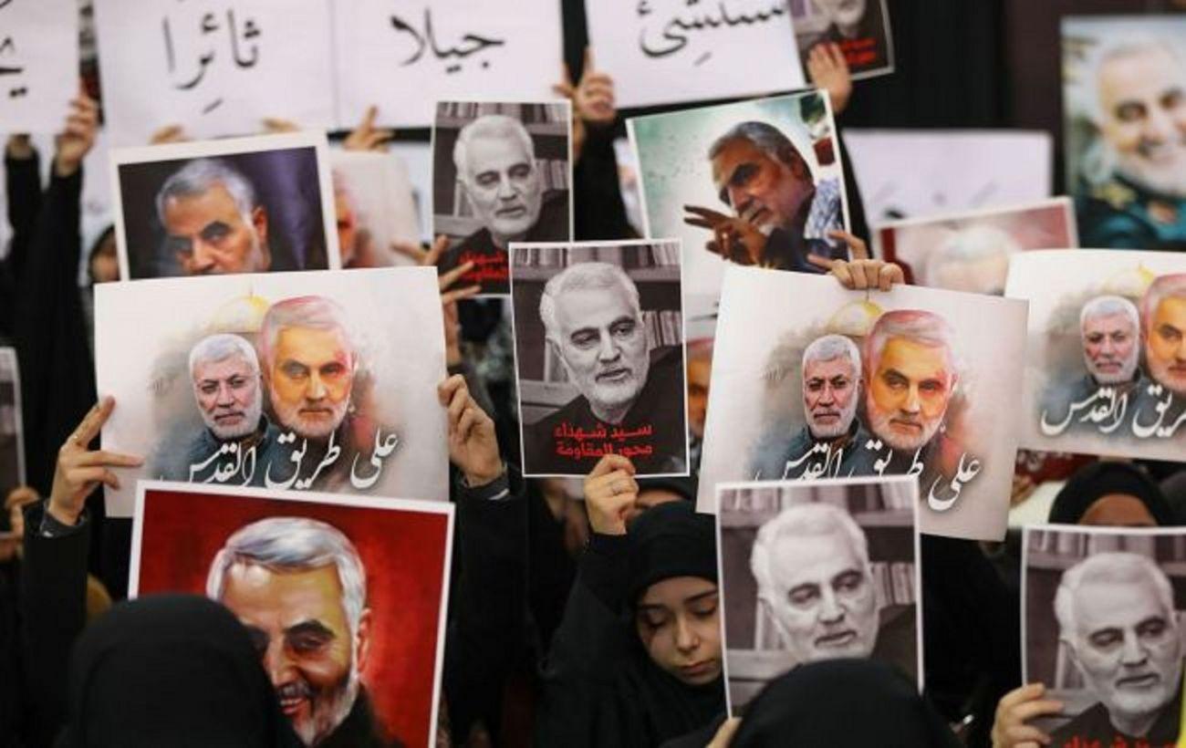 В Иране казнили причастного к убийству генерала Сулеймани