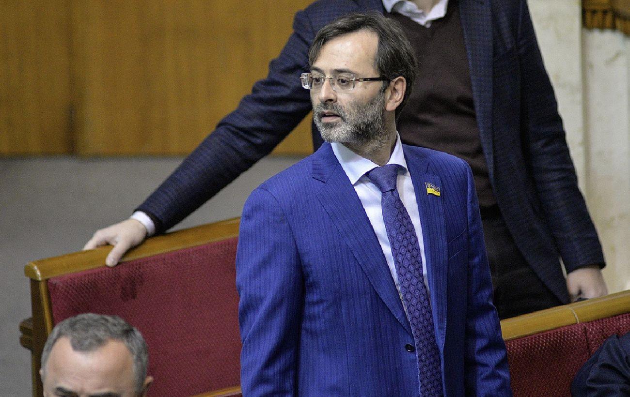 ЕСПЧ отказал в снятии иммунитета с Логвинского