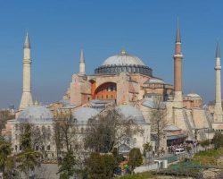 В ЕС отреагировали на решение Турции об изменении статуса собора Святой Софии