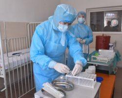 В Сумах в роддоме вспышка коронавируса
