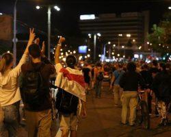 В Беларуси заявили о задержании организаторов акций протеста
