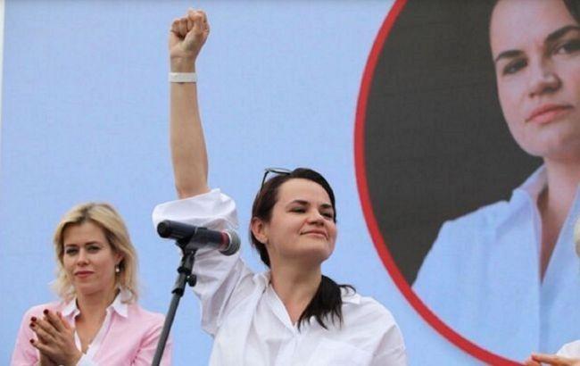 Тихановская - главный претендент на пост президента от оппозиции