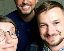 Задержанным в Беларуси журналистам запретили въезд на 10 лет