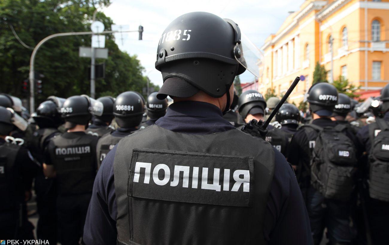 Киев патрулируют 4 тысячи силовиков по случаю годовщины независимости