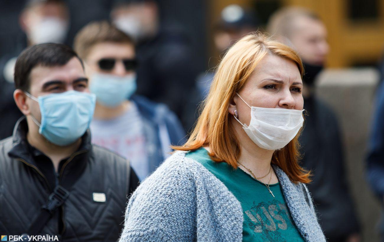 Киев может остаться в зеленой зоне, несмотря на лидерство по COVID-19