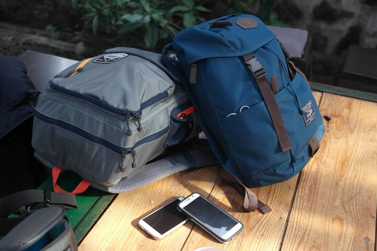 Стильные рюкзаки и сумки