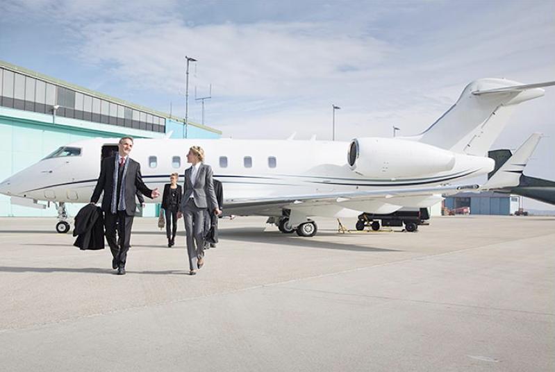 Бизнес-перелеты на комфортабельных джетах и прочие сопутствующие услуги
