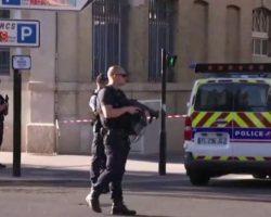 Захват банка во Франции: нападавший отпустил нескольких заложников
