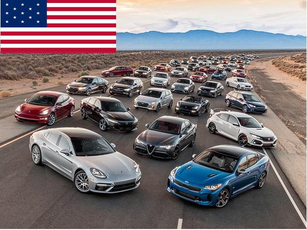 Авто из США: безопасно, выгодно, быстро и без проблем