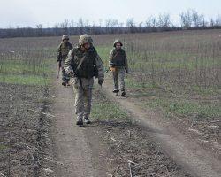 Боевики обстреляли позиции ООС возле Авдеевки
