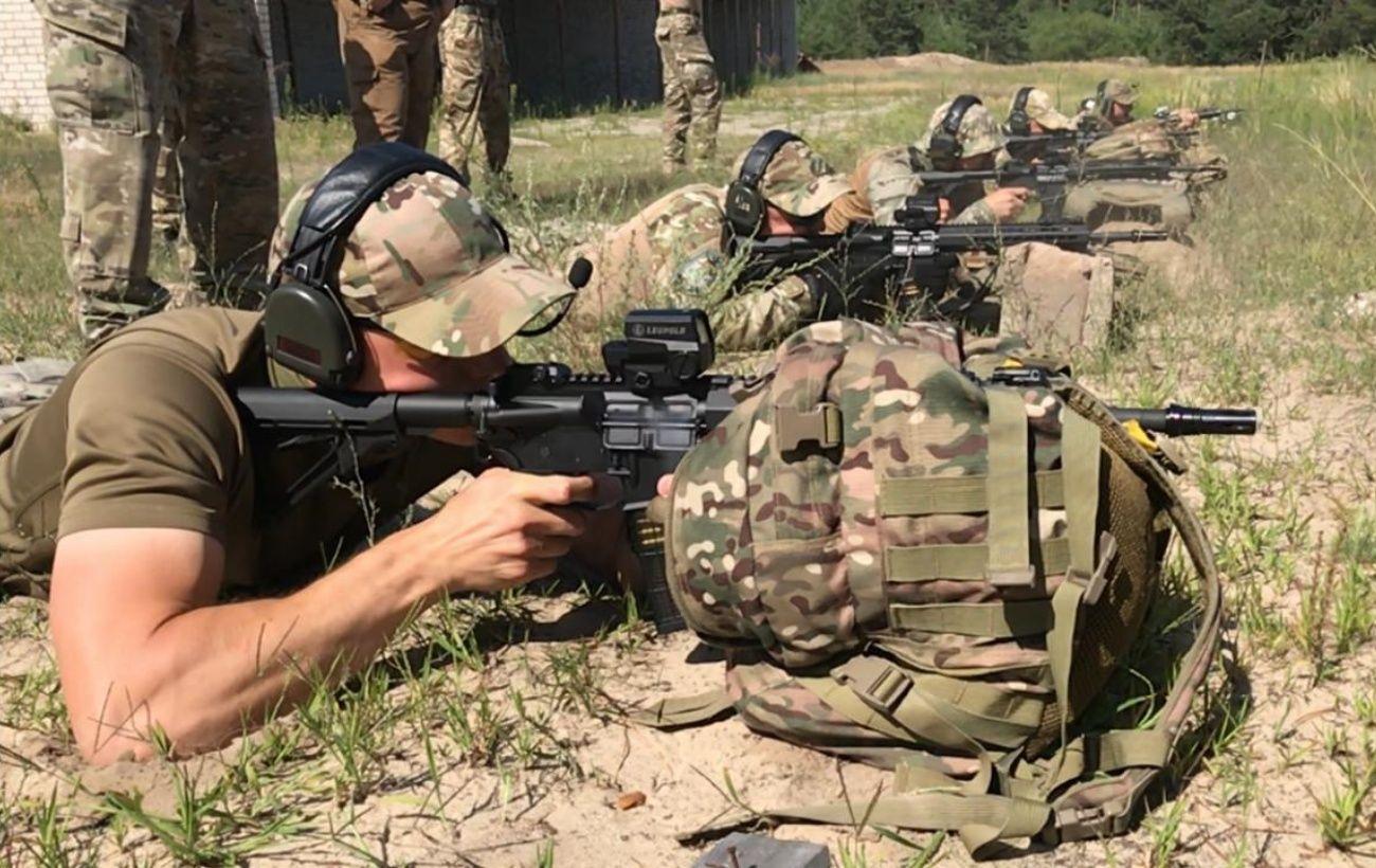 Пограничники получили новые винтовки вместо советских АК