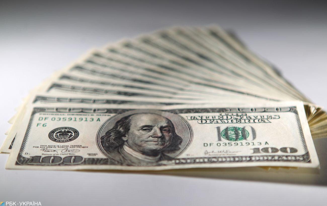 НБУ на 19 августа снизил официальный курс доллара