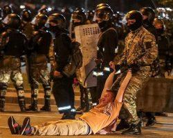 Глава Европарламента призвал Лукашенко прекратить насилие против демонстрантов
