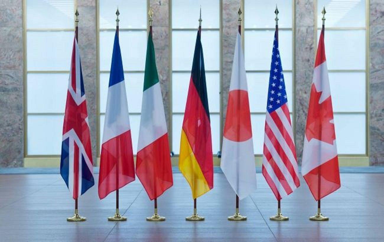 Страны G7 призвали Россию установить виновных в отравлении Навального