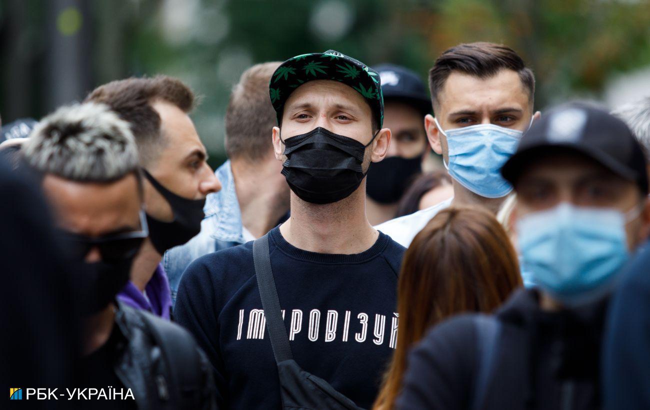 Киев и 17 областей не готовы к ослаблению карантина