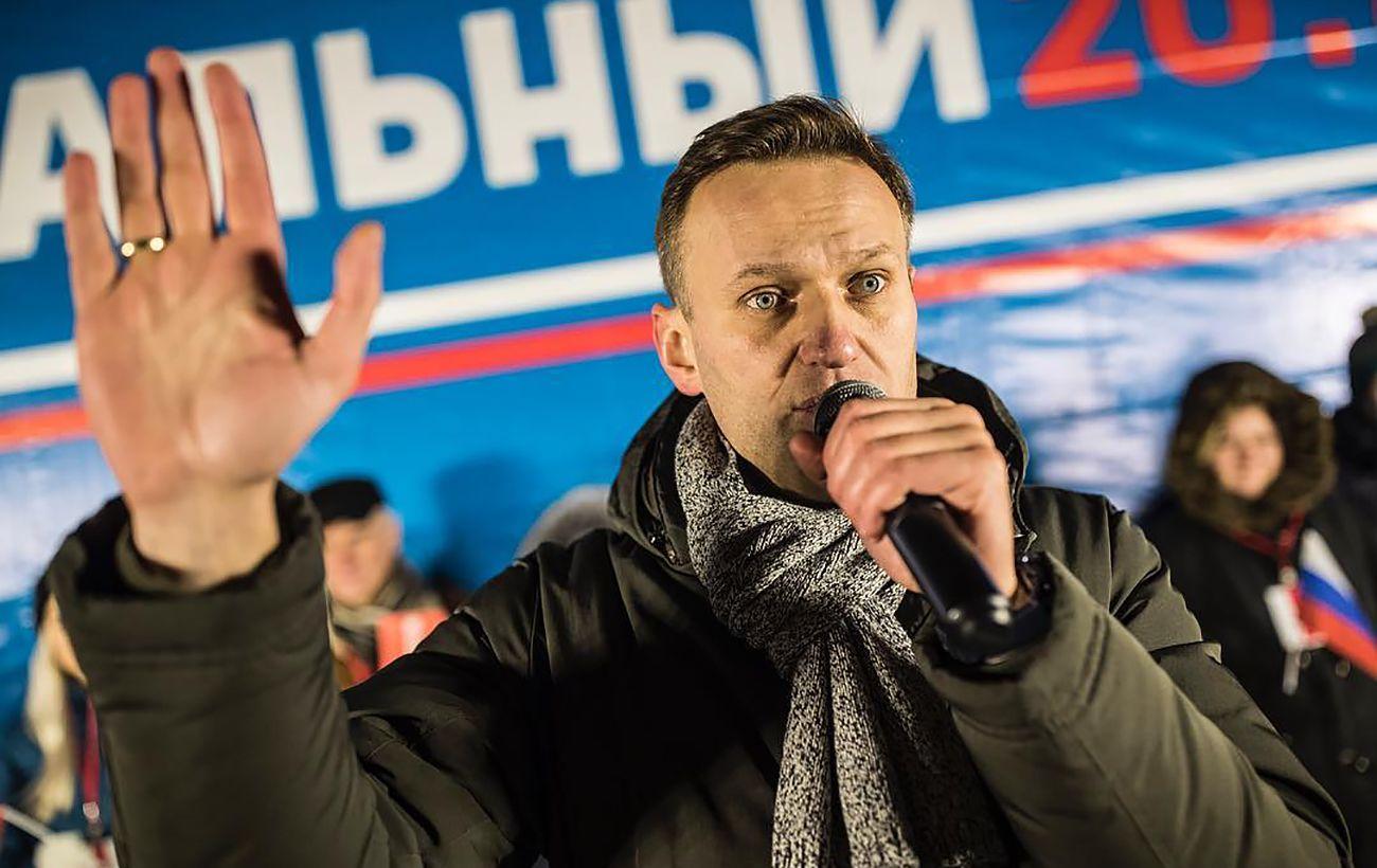 Германия приняла запрос от России по делу Навального
