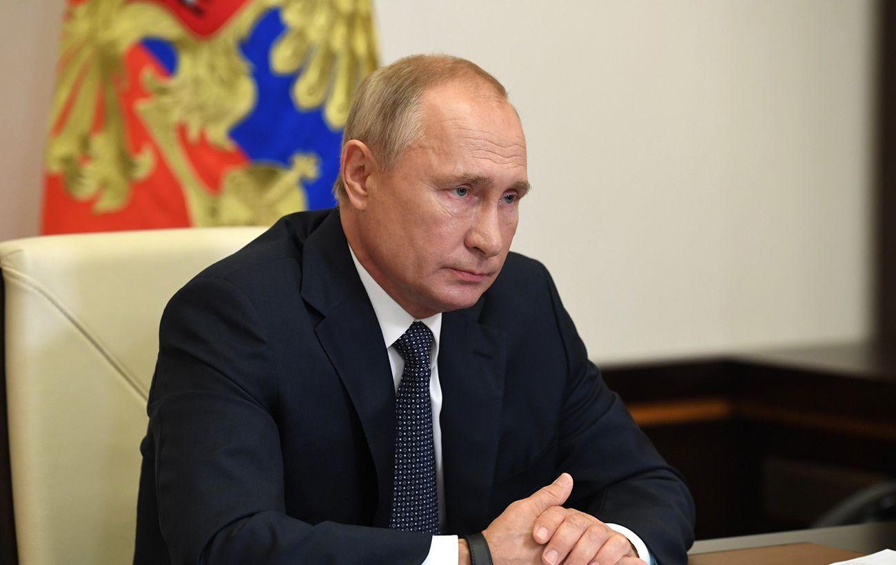 Путин призвал Пашиняна принять меры по деэскалации конфликта с Азербайджаном