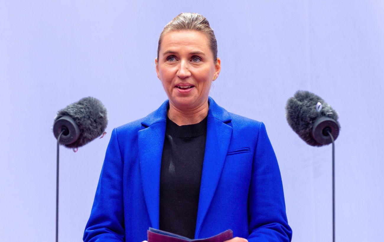 В Дании поддержали идею остановки строительства