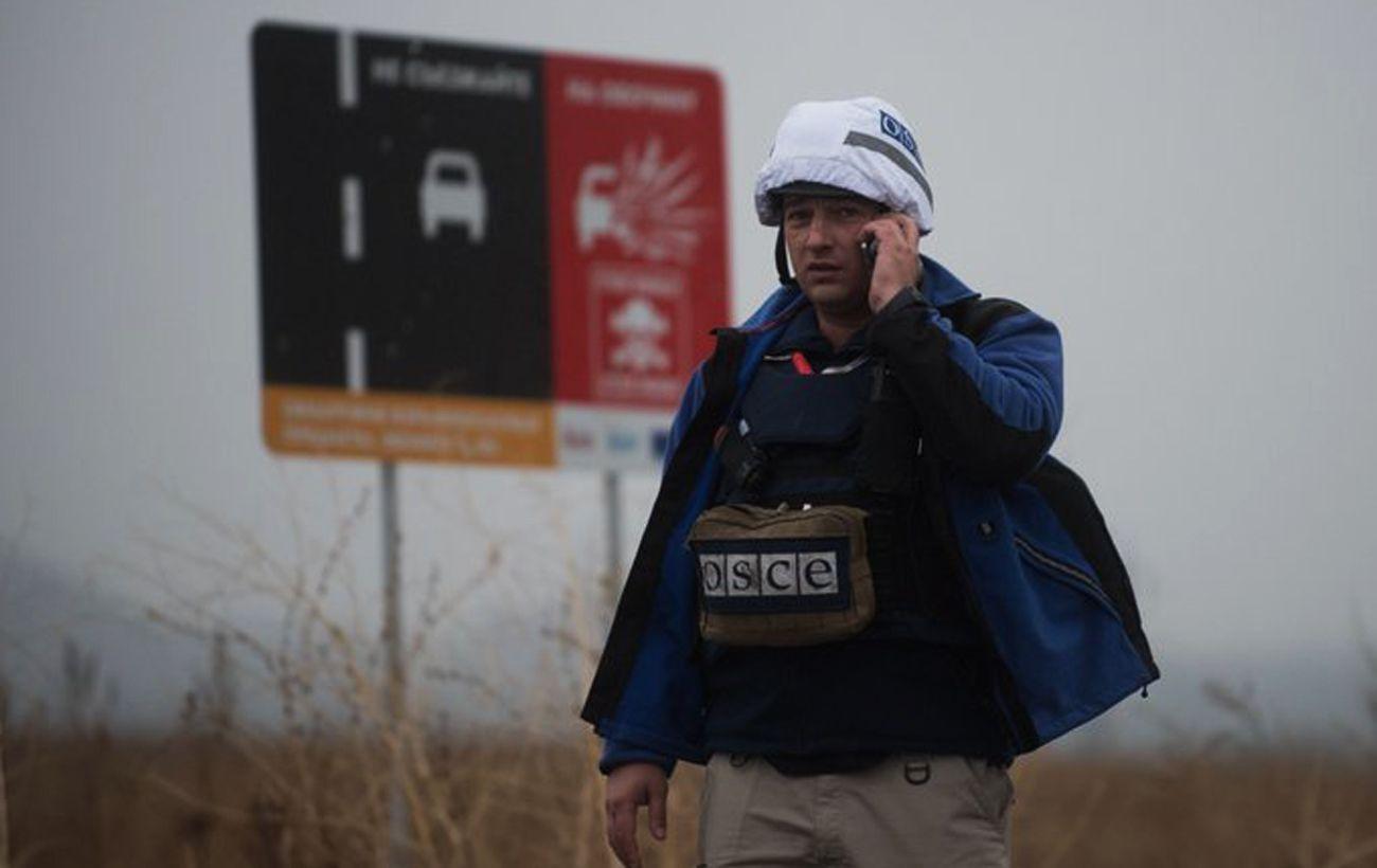 В ОБСЕ зафиксировали более 900 нарушений с начала перемирия на Донбассе