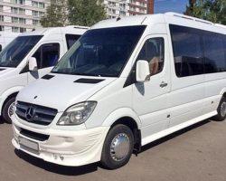Комфортные пассажирские перевозки во Львов