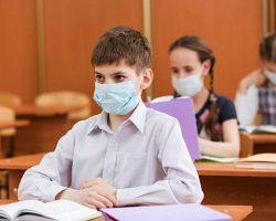 В Закарпатской области 20 школ находятся на карантине