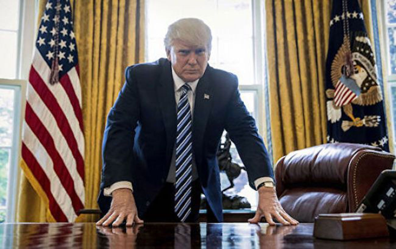 Трамп может уволить Эспера с поста главы Пентагона