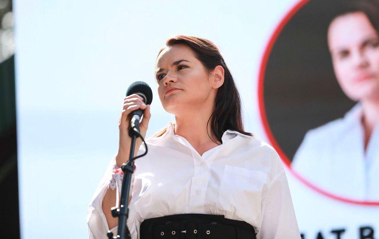 Тихановская попросила ООН отправить наблюдателей в Беларусь