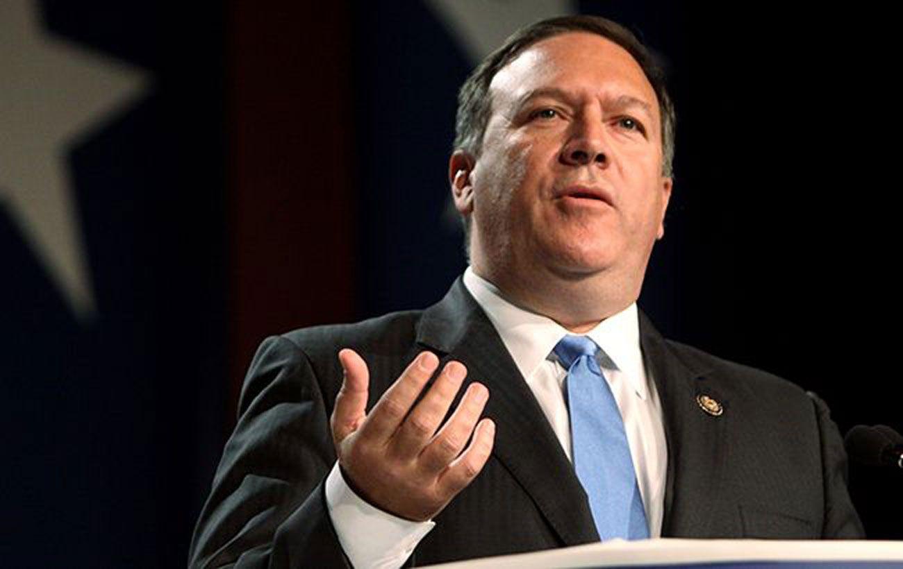 Помпео заявил о восстановлении санкций ООН против Ирана