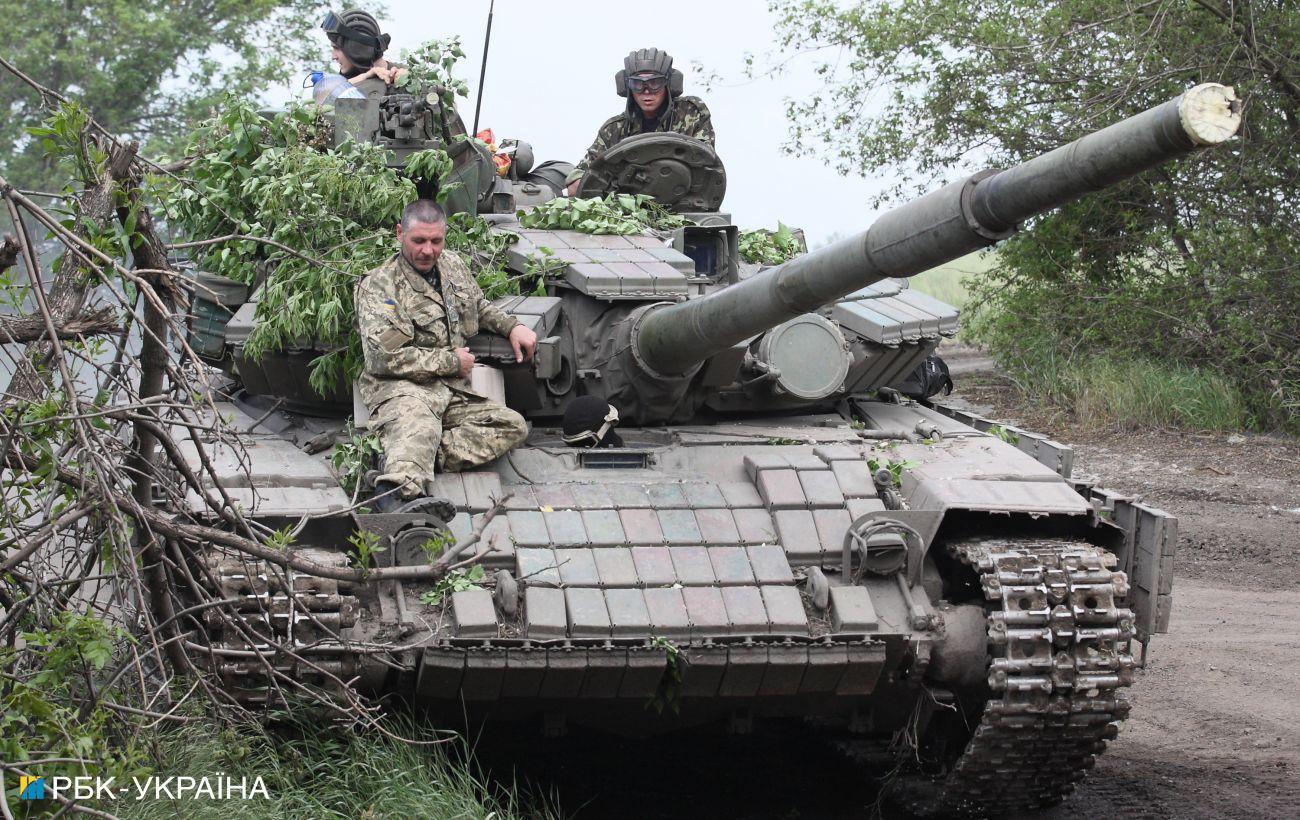В ООС пригрозили ответом из всех сил и средств в случае агрессии боевиков
