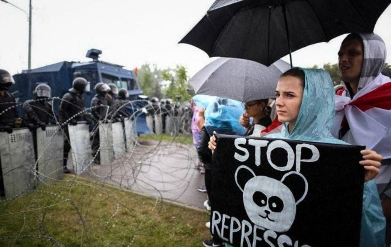 В Беларуси открыли уголовное дело из-за протестов 6 сентября