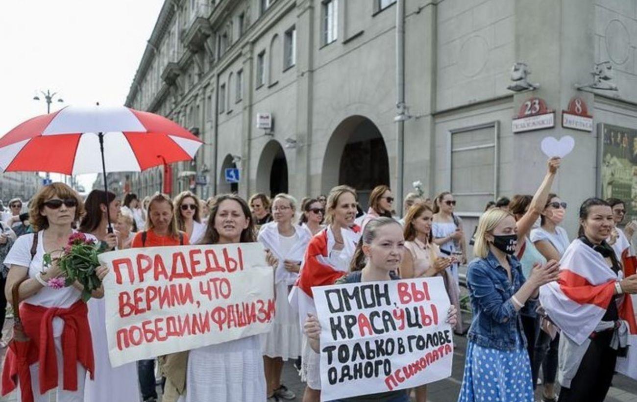 Марш солидарности и задержания студентов: что сейчас происходит в Беларуси