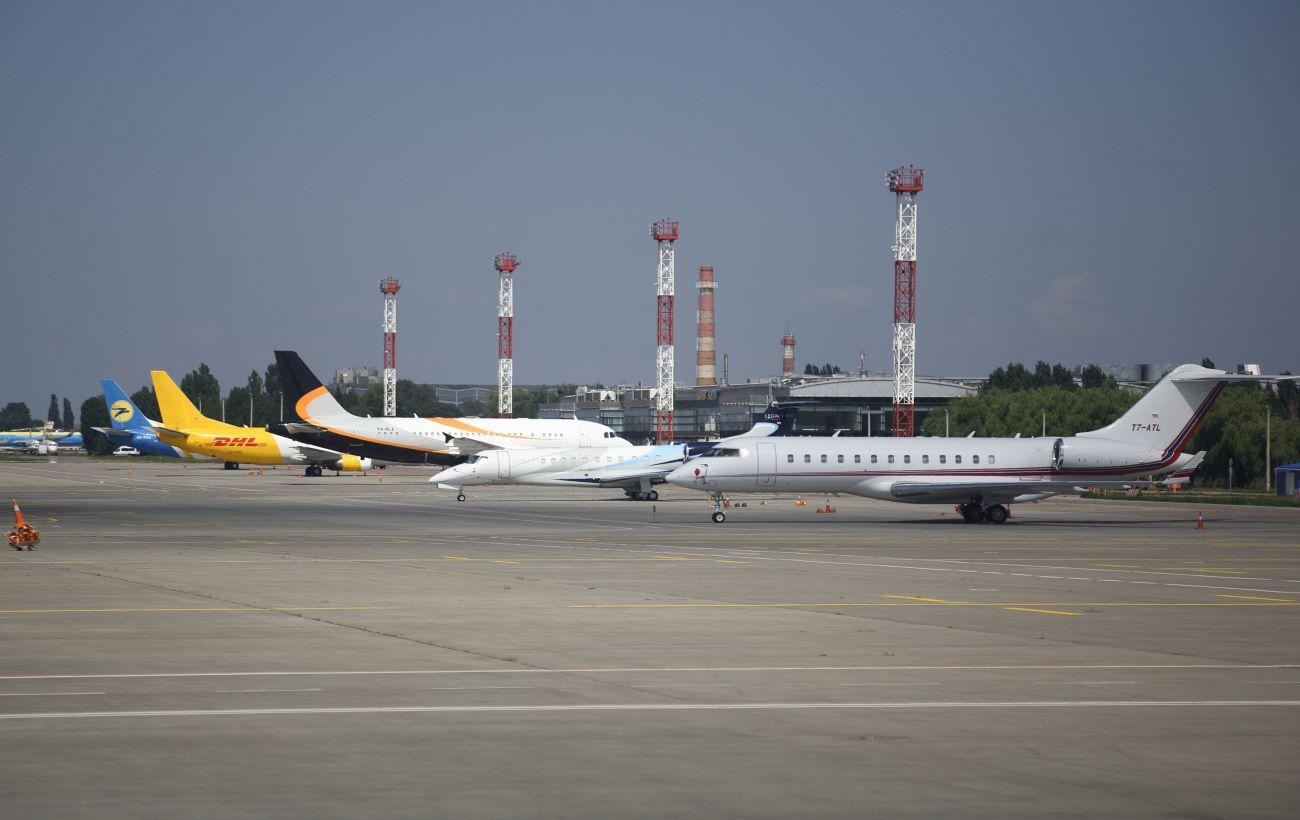 Украинские авиакомпании отменяют рейсы в Ереван из-за систем ПВО