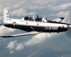 В США разбился военный самолет, есть жертвы