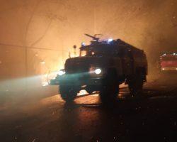 У Зеленского отреагировали на пожары в Луганской области