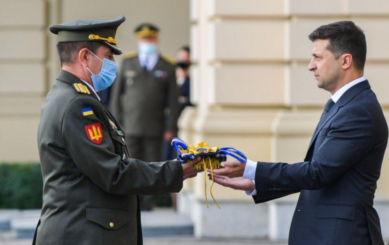 Президент присвоил почетные наименования пяти военным подразделениям