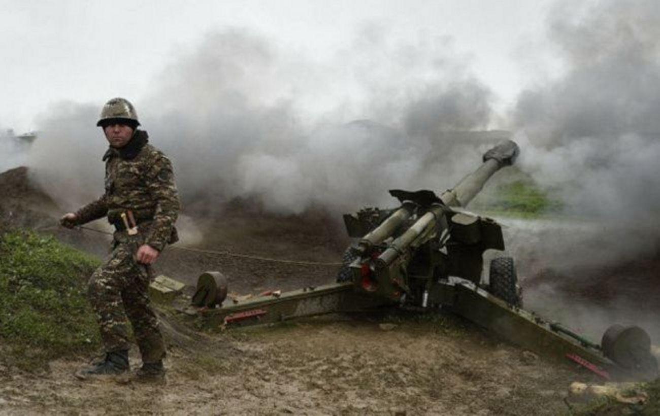 Армения обвинила Азербайджан в срыве перемирия