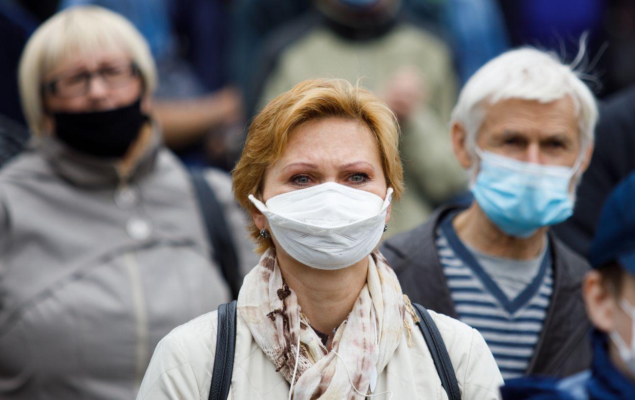 В Черновицкой области зафиксирован антирекорд по коронавирусу