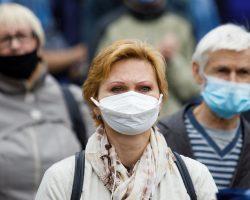 В Европе зафиксировали антирекорд по количеству заражений коронавирусом